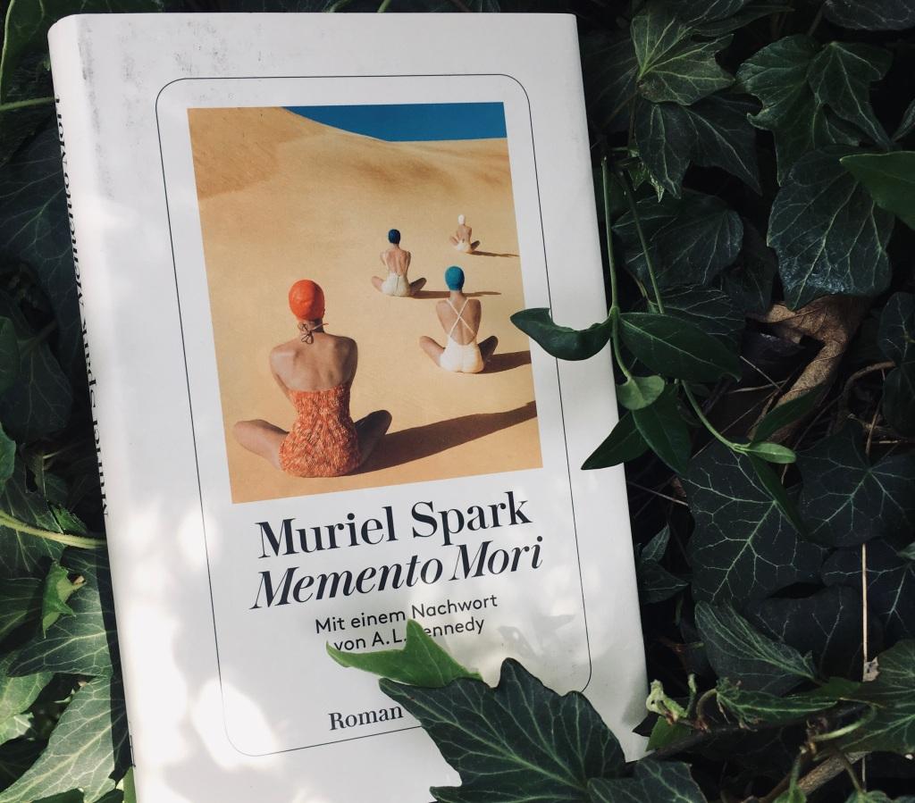Seitenhinweis Buchblog Muriel Spark
